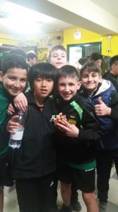 Importante appuntamento per i nostri Esordienti  che giocheranno con una squadra della scuola calcio Giapponese CHIBA AC. Milan
