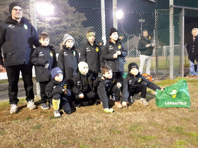 "2° torneo ""Natale Bianco-Giallo -Blu"""